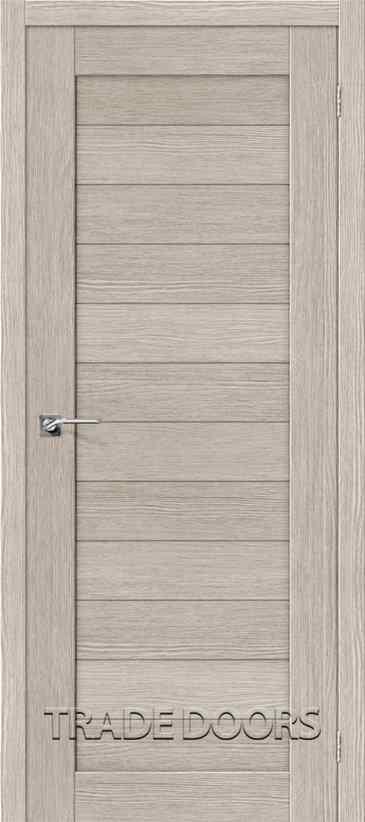 Дверь ЭКО 3-21 капучино