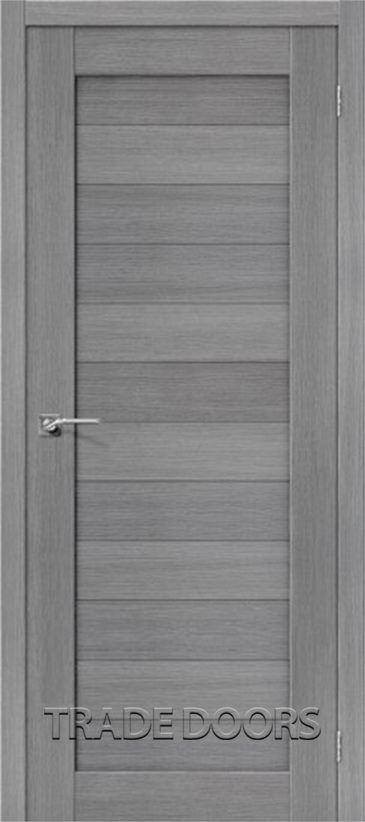 Дверь ЭКО 3-21 серый
