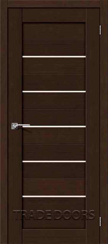 Дверь ЭКО 3-22 венге