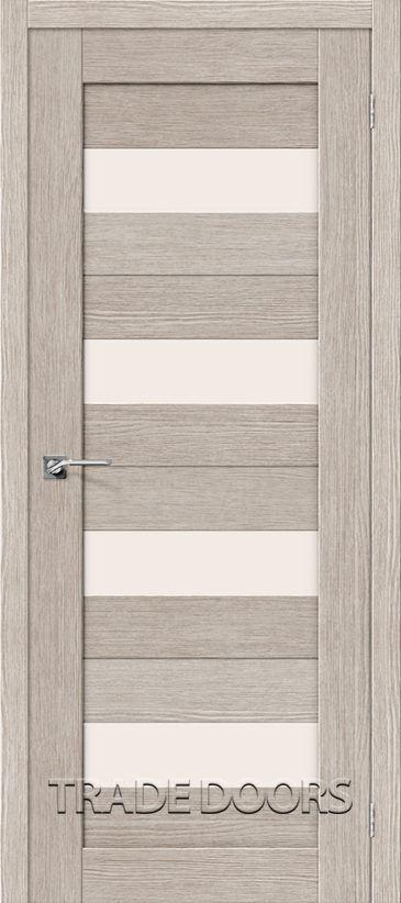 Дверь ЭКО 3-23 капучино