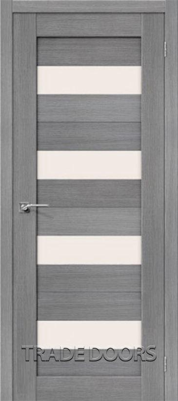 Дверь ЭКО 3-23 серый