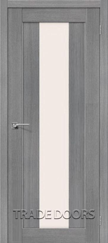Дверь ЭКО 3-25 серый