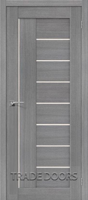 Дверь ЭКО 3-29 серый