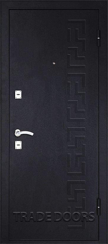 Дверь Т-101 черный графит