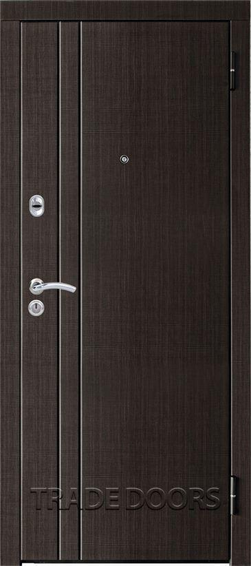 Дверь Т-33 венге