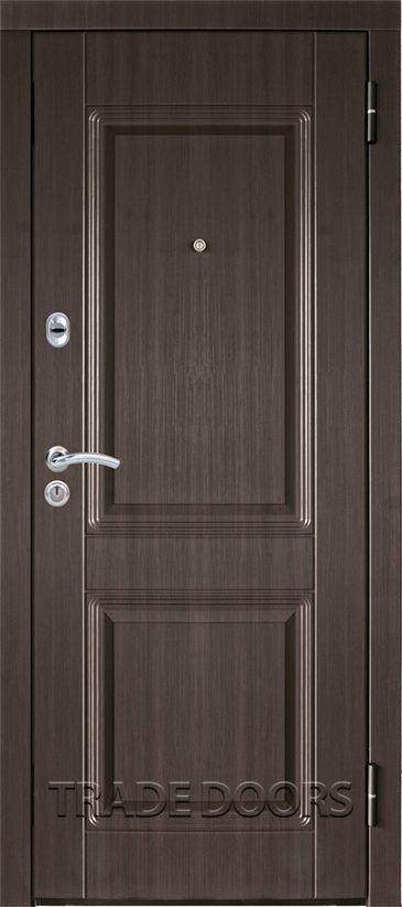 Дверь Т-34 венге