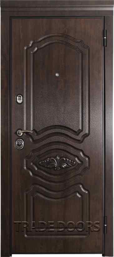 Дверь Т-72 тиковое дерево
