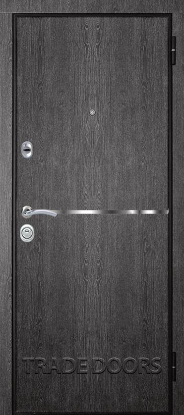 Дверь Т-74 ясень черный