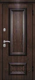 Дверь Т-75,1 тиковое дерево