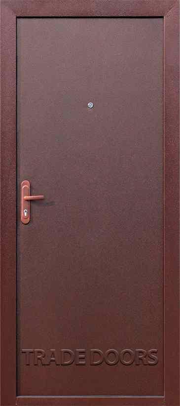 Дверь 775-1В тиковое дерево