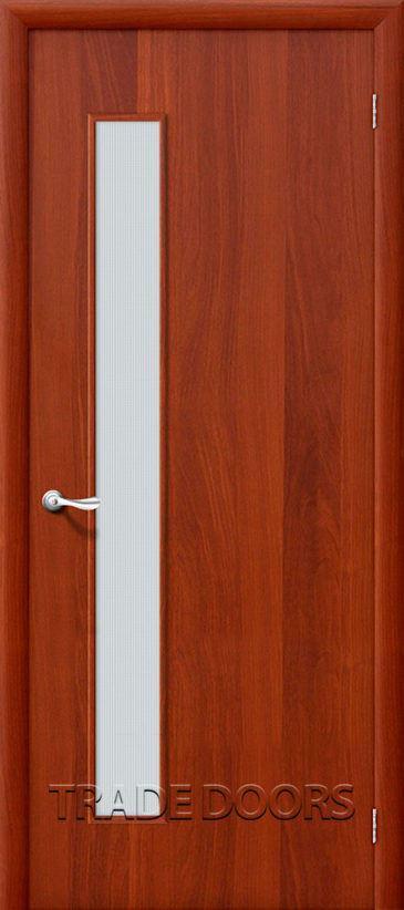 Дверь Авангард орех