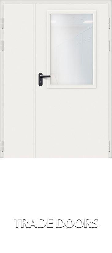Дверь ДМУО-1,5.1 белый