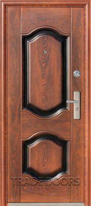 Дверь К77550 орех