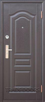 Дверь К77600-2 медь