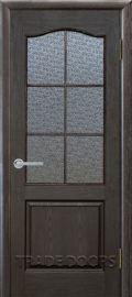 Дверь Классика ПО венге