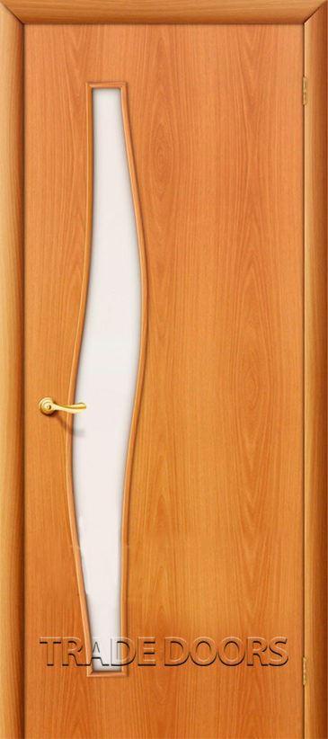 Дверь Волна плюс миланский орех