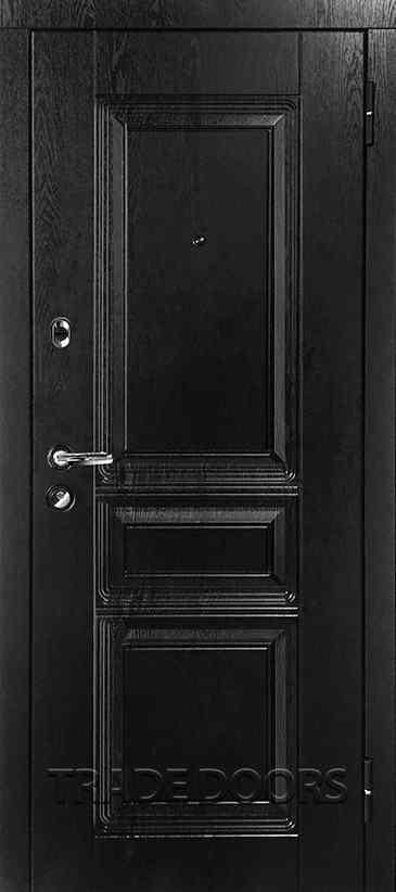 металлическую дверь у т