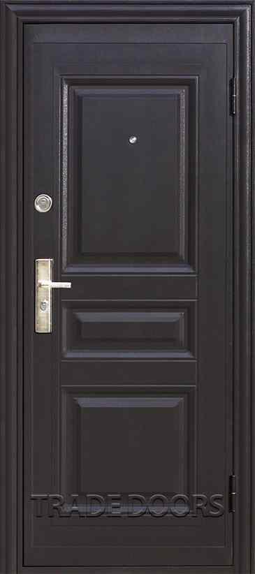 Входная металлическая дверь К-700-2